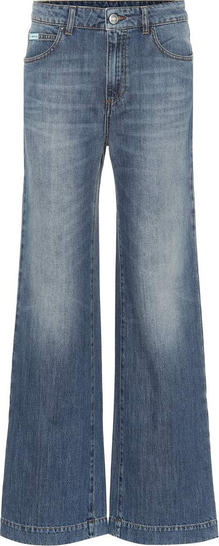 Alexachung High-waisted flared jeans