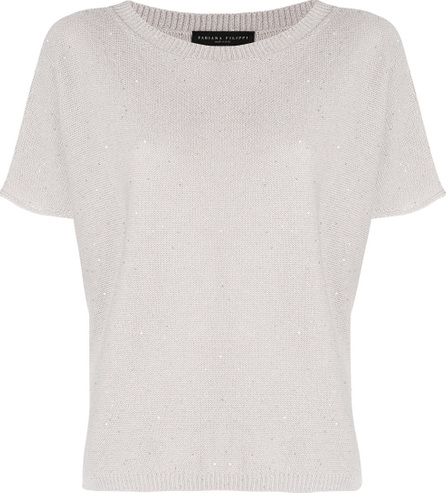 Fabiana Filippi Half sleeve sweater