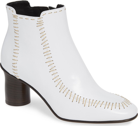 J.W.Anderson Stitch Leather Bootie