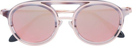 Thierry Lasry double frame round sunglasses