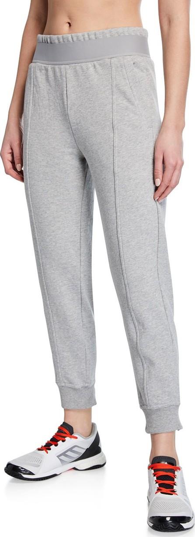 Adidas By Stella McCartney Performance Essentials High-Waist Sweatpants