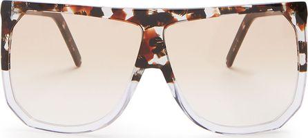 LOEWE Filipa flat-top sunglasses