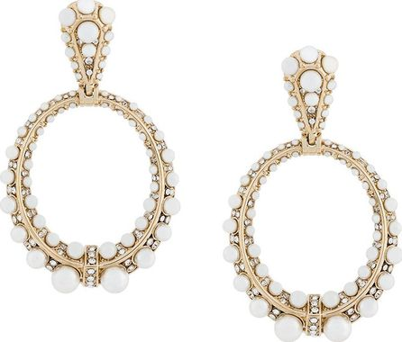 Ermanno Scervino embellished clip-on earrings