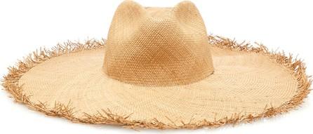 Johanna Ortiz Palma de Iraca Woven Straw Hat