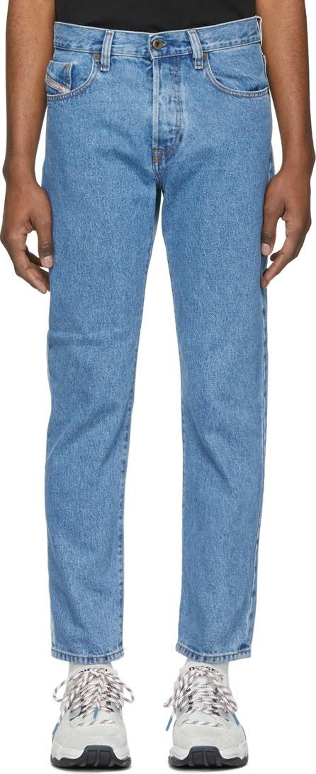 Diesel Blue M Harky 0077V Jeans