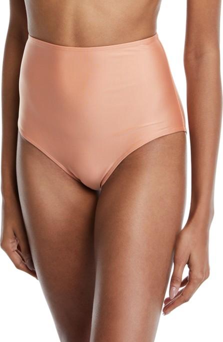 Agua de Coco by liana thomaz Cruzeiro High-Waist Bikini Swim Bottoms