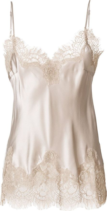 Gold Hawk lace top