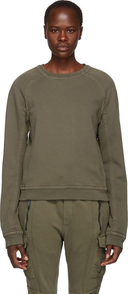 Haider Ackermann Grey Perth Sweatshirt
