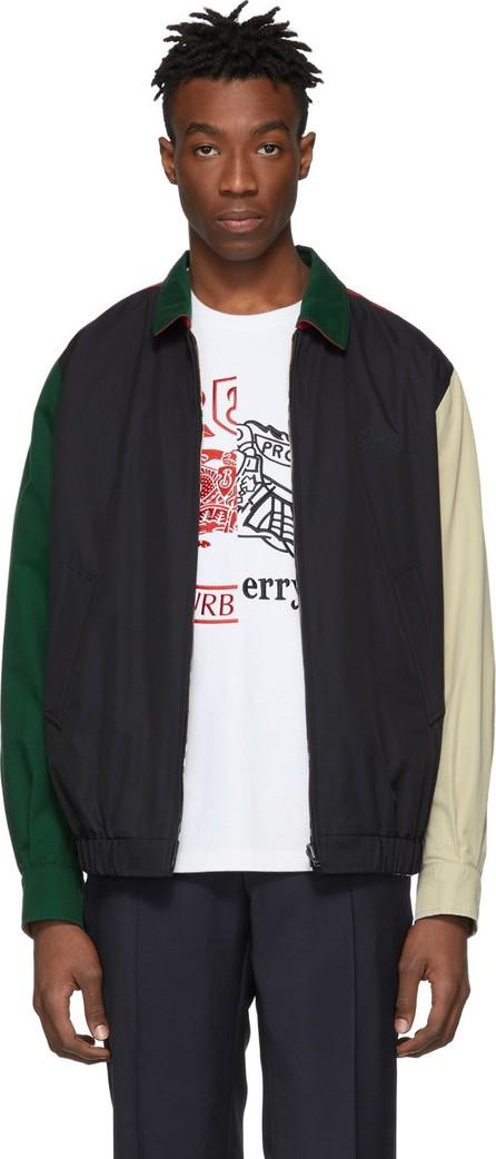 Burberry London England Reversible Multicolor Colorblock Cadshaw Jacket