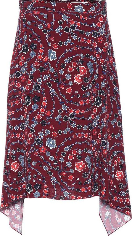 See By Chloé Floral-printed skirt