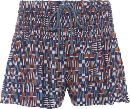 Isabel Marant Etoile Naoko cotton shorts