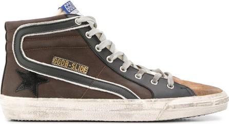 Golden Goose Deluxe Brand Slide high-top sneakers