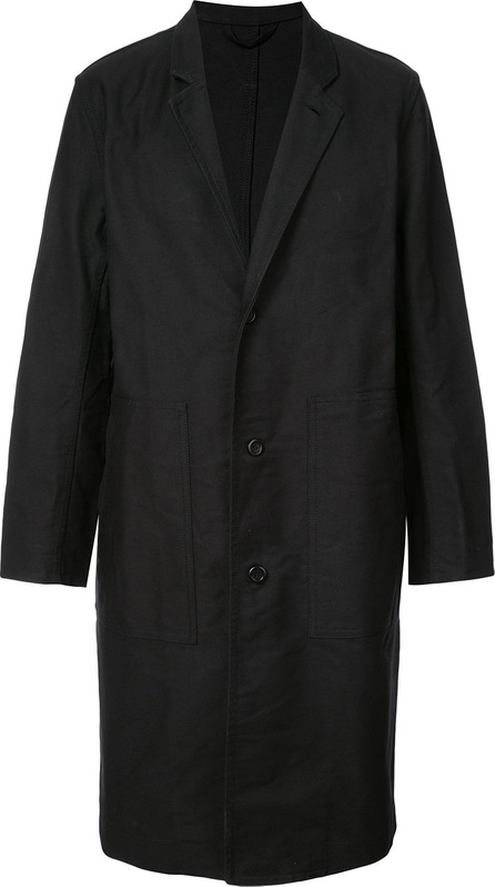 Casey Casey Single breasted coat