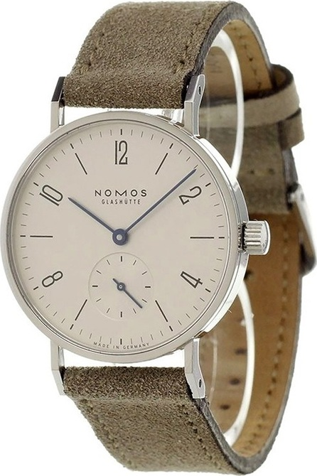 Nomos 'Tangente' analog watch