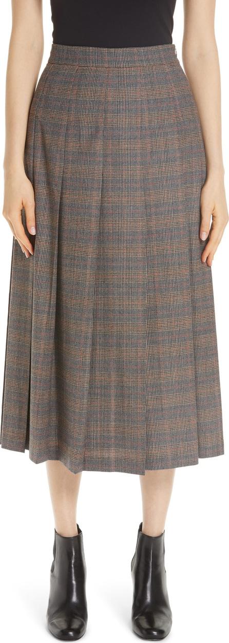 Lafayette 148 New York Marya Plaid Skirt