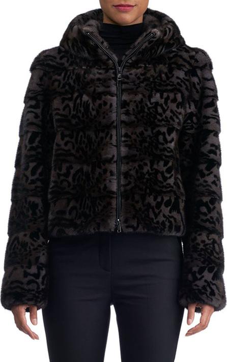 Gorski Mink Fur Cropped Jacket