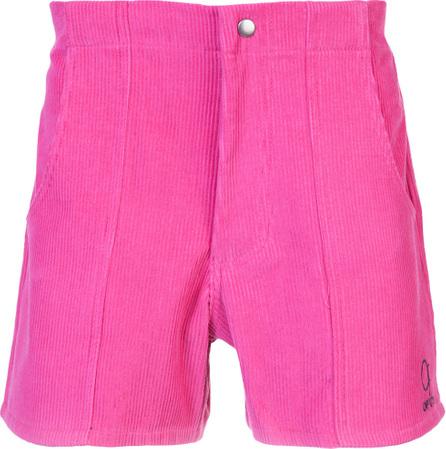 Adaptation Ribbed shorts