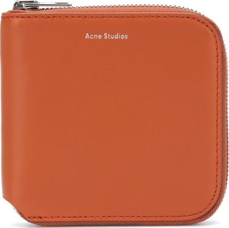 Acne Studios Csarite S leather wallet