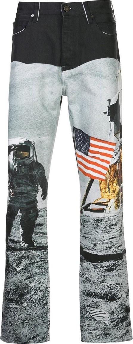 Calvin Klein Jeans Nasa print trousers