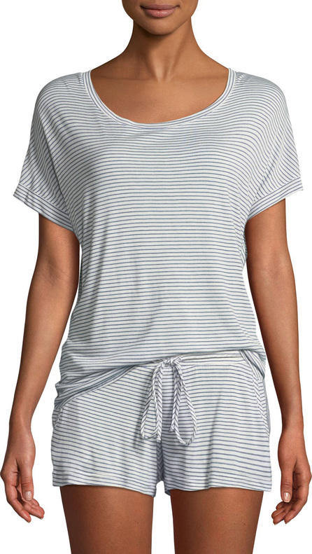 Eberjey Georgie Striped Lounge T-Shirt