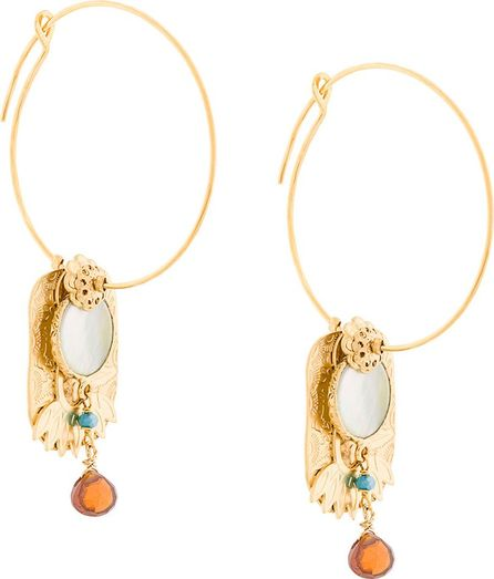 GAS Bijoux Eldorado earrings