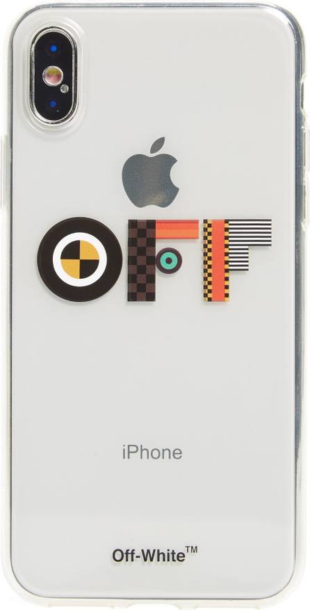 Off White Flags iPhone X Case