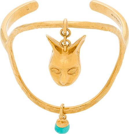 Givenchy Cat charm bracelet