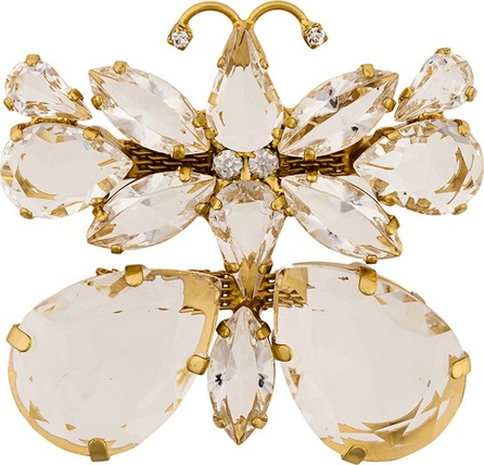 Ermanno Scervino butterfly pin