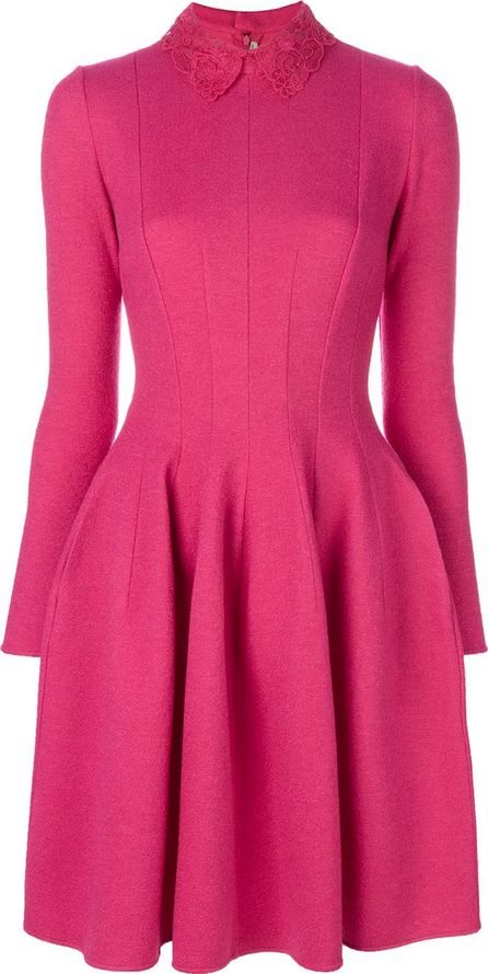 Ermanno Scervino classic flared dress