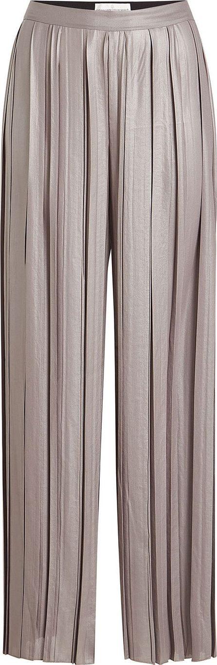 Golden Goose Deluxe Brand Wide Leg Pleated Pants
