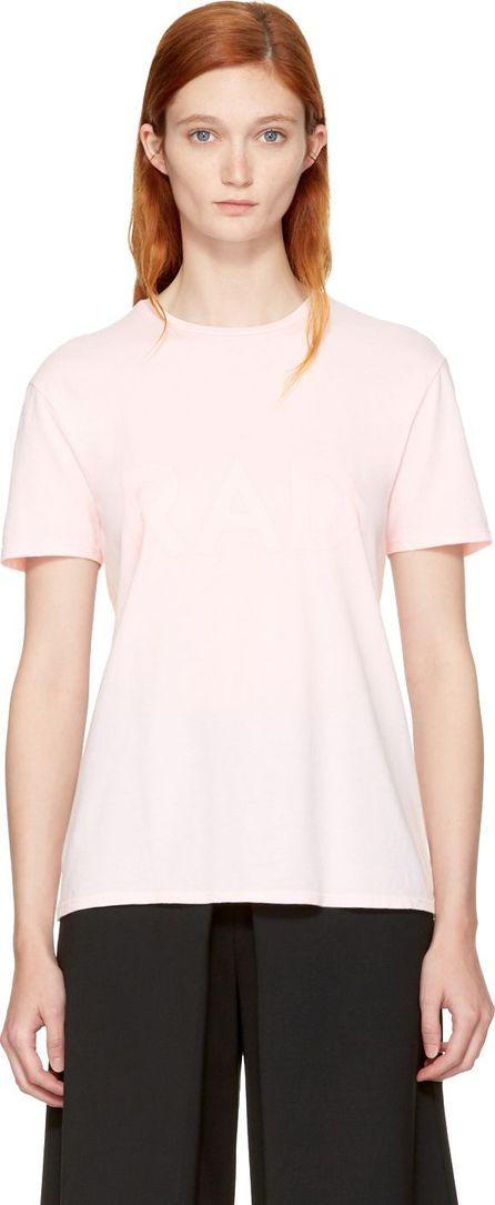 6397 Pink 'Rad' T-Shirt