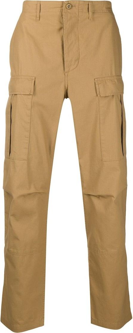 Balenciaga Cropped cargo trousers