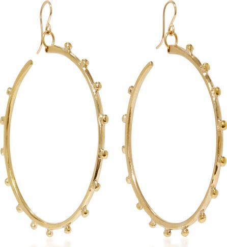 Ashley Pittman Teli Bronze Earrings