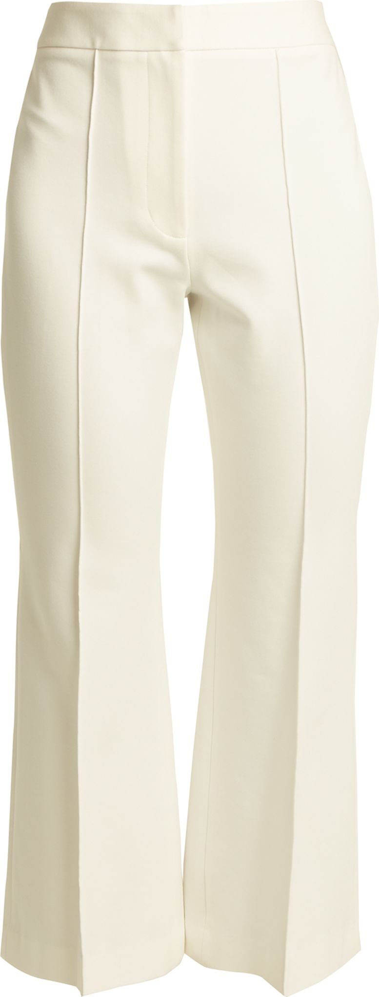 Tibi - Jane slim-leg cropped trousers
