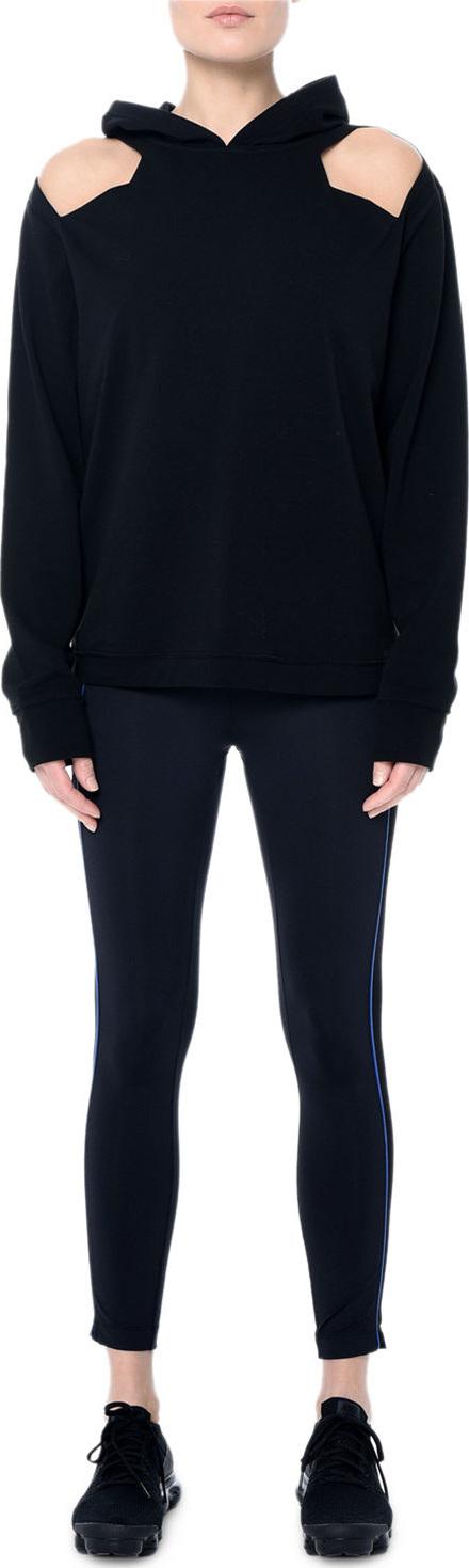 Nylora Wooster Hooded Cutout Sweatshirt