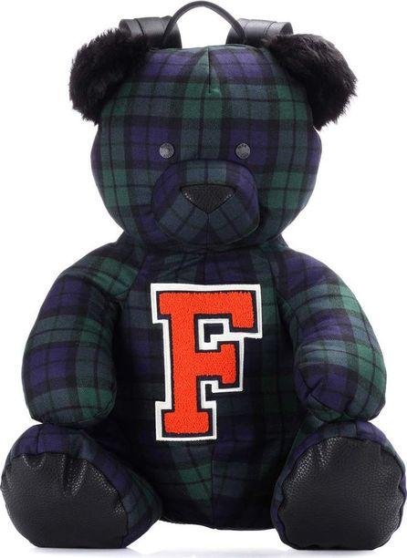 FENTY PUMA by Rihanna Mascot Bear plaid backpack