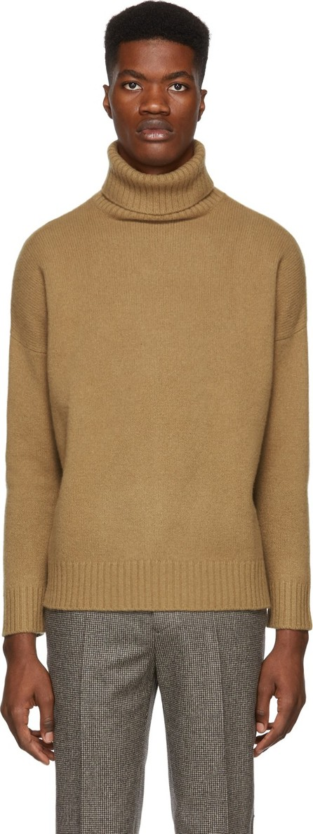 Harmony Tan Windy Turtleneck