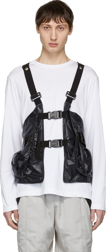 A-Cold-Wall* Black Reduction Utility Vest