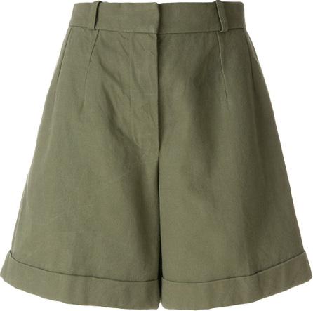 Holland & Holland Linen shorts