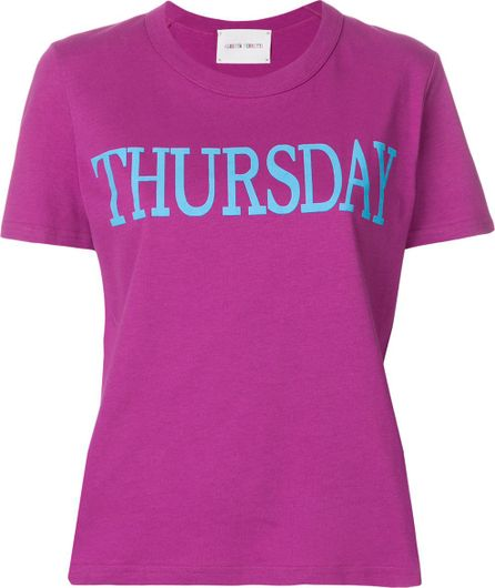 Alberta Ferretti Thursday T-shirt