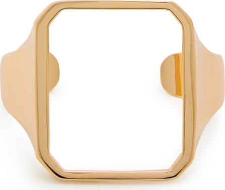 Maison Margiela Gold open cuff