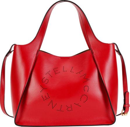 Stella McCartney Alter Napa Logo Crossbody Bag