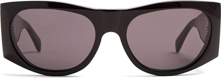 Celine Oval acetate sunglasses