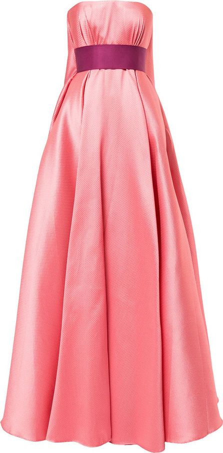 Alexis Mabille Princess strapless gown
