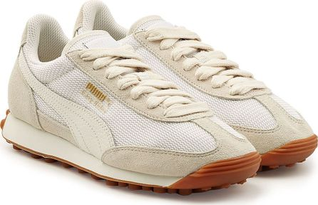 PUMA Easy Rider Sneakers with Leather, Suede and Mesh