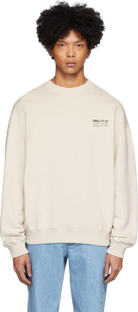 Axel Arigato Beige DNA Sweatshirt