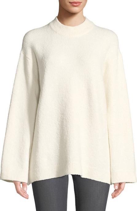 Elizabeth And James Josette Oversized Boucle Pullover Sweater