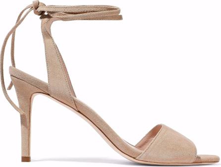 Loeffler Randall Elyse suede sandals