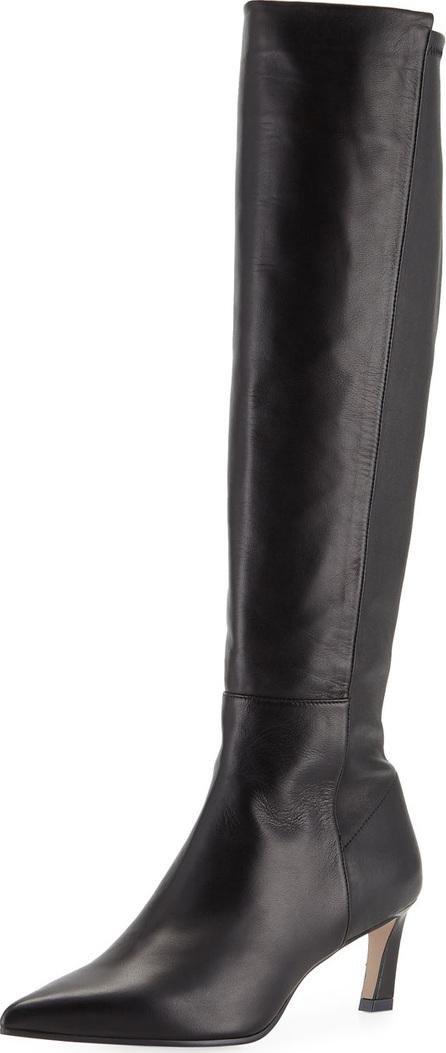 Stuart Weitzman Demi 55mm Leather Knee Boots