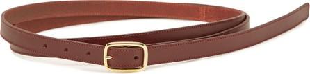 A.P.C. Coline Leather Belt